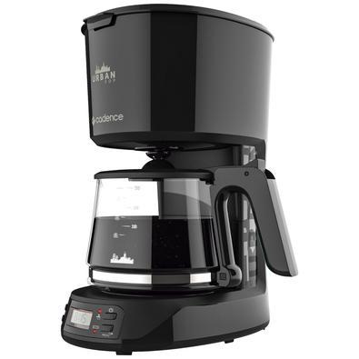 Cafeteira Eletrica Urban Pop Programavel Jarra De Vidro Para 30 Xicaras De Cafe Capacidade 1,2l Caf710 220v