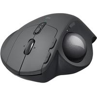 Mouse Logitech MX Ergo Trackball Sem Fio Recarregável Flow Unifying Cinza Angulo Ajustável