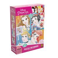 Puzzle Decorkids Princesa Disney