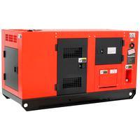 Gerador De Energia A Diesel 72 Kva Trifásico 110-220v Silenciado Com Qta - Nd72100es3qta - Nagano