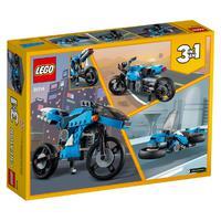Lego Creator - Supermoto - 31114