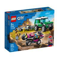 Lego City - Transportador De Buggy De Corrida - 60288
