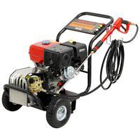 Lavadora De Alta Pressão A Gasolina Partida Manual13hp 3400rpm 3600psi Motor Triplex - Nagano