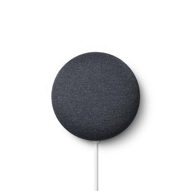 Google Nest Mini, Assistente Pessoal, Wi-Fi e Bluetooth, Carvão