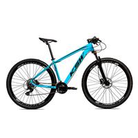 Bicicleta Alum 29 Ksw Cambios Gta 27 Vel Freio Disco Hidráulica E Trava - 19 polegadas - Azul/preto