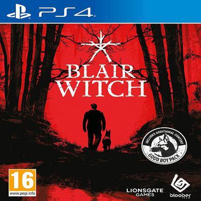 Jogo Blair Witch - Playstation 4 - Bloober Team