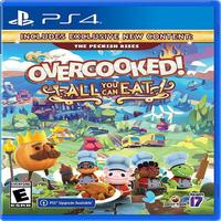 Overcooked ! All You Can Eat - Ps4