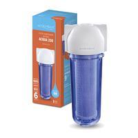 Filtro Acqua 230 Transparente Carbon Block Conexão 1/2 1000-0034 Acquabios