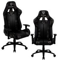 Kit 02 Cadeiras Gamer Office Giratória Com Elevação A Gás Bc3 Camuflado  - Thunderx3
