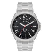 Relógio Orient Masculino Mbss2029 P2sx Prata