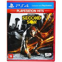 Jogo Ps4 Infamous Second Son - Playstation Hits - Sony