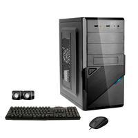 Computador Corporate I3 4gb 120gb Ssd Kit Multimídia
