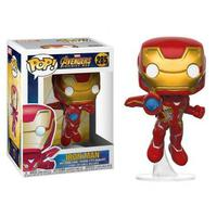Boneco Funko Pop Marvel Infinity War Iron Man 285