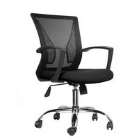 Cadeira Diretor Pelegrin Pel-0201 Tela Mesh Preta