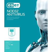 Antivirus Eset Nod32 3 Usuarios 12 Meses