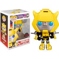 Boneco Funko Pop Transformers Bumblebee With Wings 28