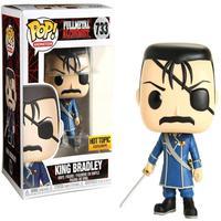 Pop! Fullmetal Alchemist - King Bradley With Chase - #733