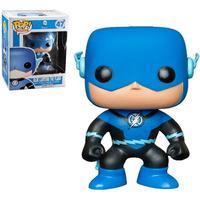Boneco Funko Pop Heroes Dc The Flash Lantern Blue 47