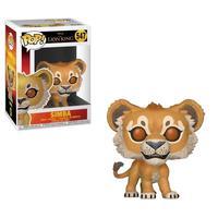 Boneco Funko Pop Disney Lion King Simba  547