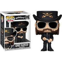 Boneco Funko Pop Rocks Motorhead Lemmy Kilmister 170