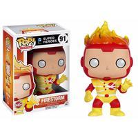 Boneco Funko Pop Heroes Firestorm 91