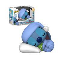 Boneco Funko Pop Disney Lilo Stitch - Stitch Sleeping 1050