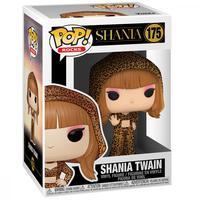 Boneco Funko Pop Rocks Shania Shania Twain 175