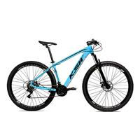 Bicicleta Alumínio Aro 29 Ksw 24 Velocidades Freio A Disco Krw16 - 21'' - Azul/preto