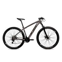 Bicicleta Alum 29 Ksw Cambios Gta 24 Vel A Disco Ltx - 17´´ - Grafite/preto Fosco
