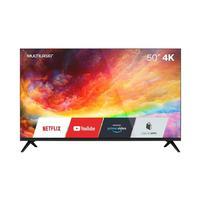 Smart Tv 4k Tl032 50 Polegadas Com Wifi Bordas Ultrafinas Multilaser Liberatti