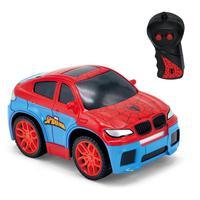 High Speed - Veículo Rc Homem Aranha 3 Funções (vermelho)