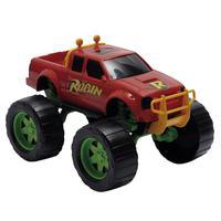 Veiculo Strong Truck - Liga Da Justiça - Vermelho