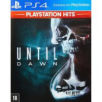 Until Dawn Hits -ps4