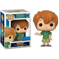 Young Shaggy Salsicha Scooby-doo Special Edition Funko Pop 911