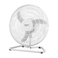 Ventilador De Mesa Oscilante 50 Cm Pp 220v Branco