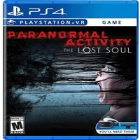 Paranormal Activity The Lost Soul Vr - Ps4