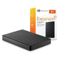 Hd Externo 2 Tb Seagate Expansion   Usb 3.0   Stea2000400   Mini Hd, Compacto, Portátil   Pc E Mac 1218