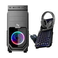 Kit - Pc Gamer Neologic - Nli82767, AMD, Ryzen 5 5600G, 16GB (radeon Vega 7 Integrado) SSD, 240GB