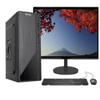 "Computador Completo Fácil Intel Core I7 9700f (nona Geração) 16gb Ddr4 Geforce 2gb Ssd 960gb Monitor 21,5"" Hdmi Led"