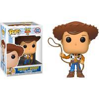 Boneco Sheriff Woody 522 Toy Story 4 - Funko Pop