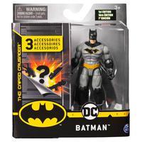 Batman - Figura De 10 Cm - 2182 Sunny Brinquedos Batman