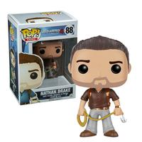 Funko Pop! Games: Uncharted 4 A Thief's End - Nathan Drake 88