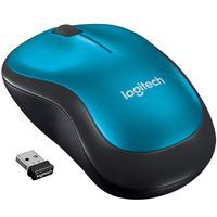 Mouse Logitech M185 Sem Fio Azul 2957