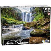 Quebra Cabeca Cartonado Nova Zelandia 500pecas