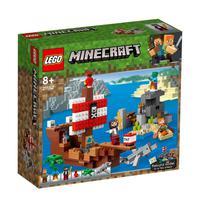 Lego A Aventura Do Barco Pirata - 21152