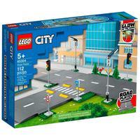 Lego City - Cruzamento De Avenidas - 60304