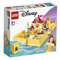 Lego Disney Princess - Aventuras Do Livro De Contos Da Bela - 43177