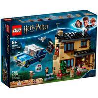 Lego Harry Potter - Rua Dos Alfeneiros, 4 - 75968