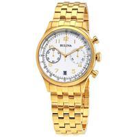 Relógio Masculino Bulova Dress Wb22391h - Dourado