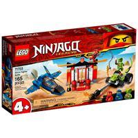 Lego Ninjago - Batalha Lutador Da Tempestade - 71703